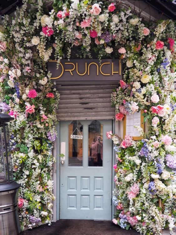 11 Prettiest Floral Displays In London Flying Scots Girl