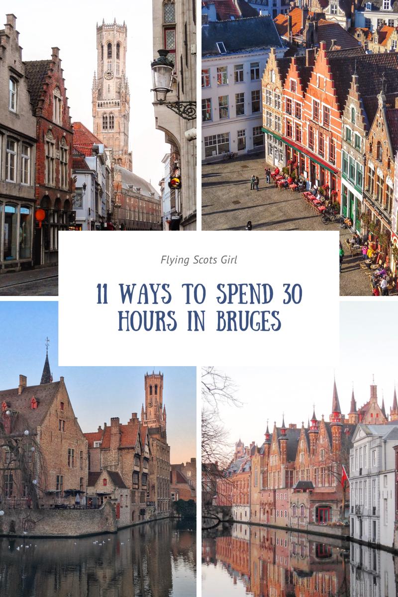 Girls in Bruges
